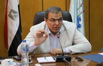 وزير القوى العاملة يتابع مستحقات مصري توفي طبيعيا بالأردن