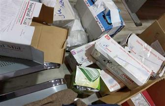 الرقابة الإدارية تشدد الرقابة على الصيدليات وأماكن بيع الأدوية والمستلزمات الطبية والمطهرات المغشوشة | صور