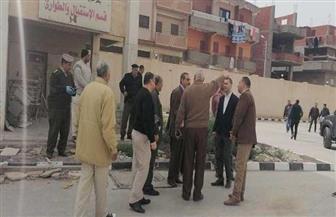 محافظ كفر الشيخ يتابع إجراءات نقل العيادات الخارجية من شقة مؤجرة إلى مستشفى قلين المركزي | صور
