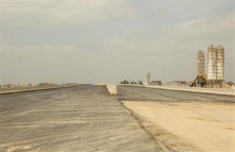 محافظ كفر الشيخ يتفقد أعمال إنشاء طريق كفر الشيخ - دسوق المزدوج | صور