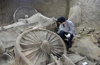 اكتشاف مقابر يعود تاريخها إلى 1400 عام جنوب غربي الصين