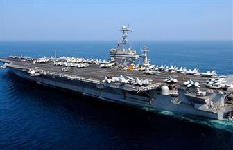 «البحرية الأمريكية»: إصابة بحارة على متن حاملة طائرات بـ«كورونا»