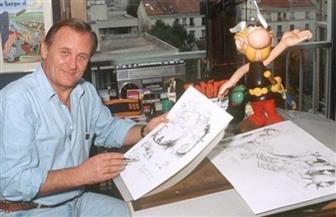 وفاة الرسام الفرنسي  أوديرزو مبتكر شخصية «أستيريكس» الكرتونية