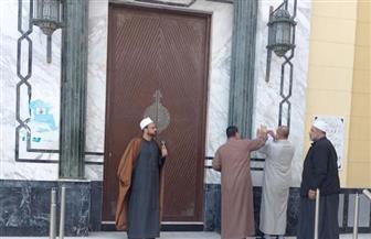 «أوقاف مطروح»: غلق 1343 مسجدًا وزاوية وتحويل 450 إمامًا إلى مفتش | صور