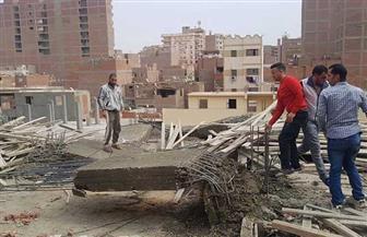 إزالات فورية لـ 5 حالات بناء مخالفة في أخميم وحي شرق بسوهاج | صور