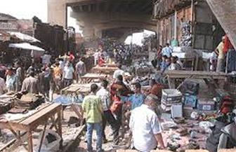 نائب محافظ القاهرة: ٨٢٢ باكية في سوق المسلة الجديدة.. ونقل باعة الخميس إليها قريبا