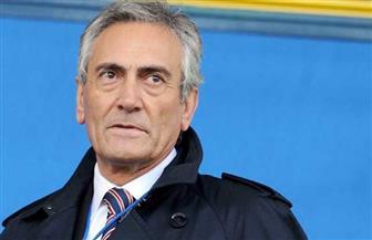 رئيس الاتحاد الإيطالي يلمح لموعد عودة السيريا آى