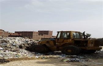 الجيزة: رفع 250 طن مخلفات وروث حيوانات بالزرايب صور