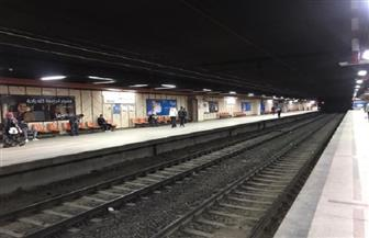 في ثاني أيام الحظر .. مترو الأنفاق بلا زحام.. وتجاوب كبير من المواطنين   صور