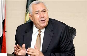 وزير الزراعة يبحث مع نظيره العراقي آفاق التعاون الزراعي بين البلدين وتبادل الخبرات