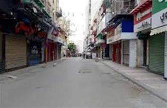 """الداخلية: حملات مكثفة لمتابعة إغلاق المحلات والمنشآت للحد من انتشار فيروس """" كورونا"""""""