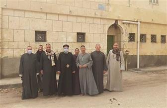"""رئيس مركز القوصية: المسلمون والمسيحيون يشاركون في مبادرة """" كلنا إيد واحدة"""" لتطهير المساجد والكنائس"""