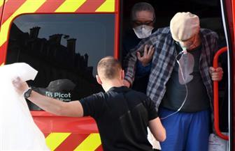 33 ألف إصابة بفيروس كورونا في فرنسا وإجمالي الوفيات يقترب من 2000 شخص