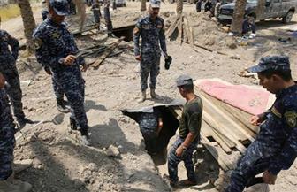 القوات العراقية تعثر على نفق داعشي في سامراء وكركوك