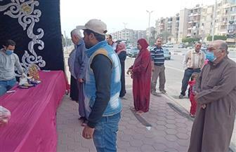 """جهاز مدينة ١٥ مايو يطلق مبادرة بعنوان """"هنكمل بعض"""" لتوفير الاحتياجات الأساسية للمواطنين بأسعار مخفضة"""