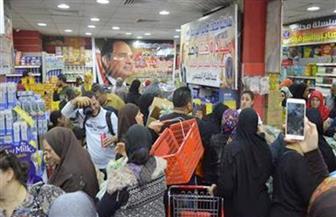 """استمرار مبادرة """"كلنا واحد"""" بـ776 فرعا على مستوى الجمهورية لتوفير السلع الغذائية بأسعار مخفضة"""