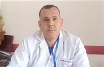 عودة طاقم تمريض إلى دمياط بعد شفائهم من فيروس كورونا