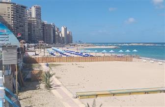 إغلاق 61 شاطئا في الإسكندرية تنفيذا لقرار المحافظ