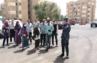 استمرار الحملة المكبرة لتطهير الأحياء والمنشآت بمدينة سفاجا | صور