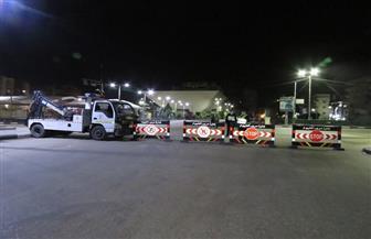 القبض على 7 أشخاص لاختراقهم حظر التجوال في السنطة بالغربية