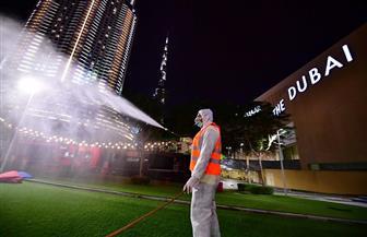 الإمارات تمدد تقييد حركة الجمهور والمرور أسبوعا لتعقيم الشوارع
