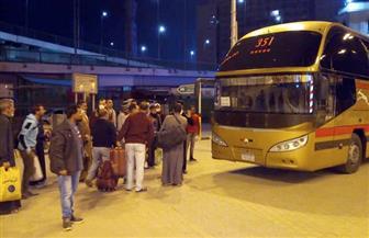 وزير النقل يتابع نقل ركاب قطاري987 و983 القادمين من الأقصر وأسوان للقاهرة بأتوبيسات السوبرجيت | صور
