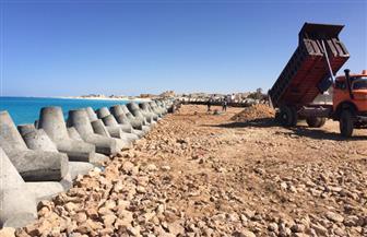 560 مليون جنيه تكلفة حماية الشواطئ المصرية منذ بداية العام المالي الحالي | صور