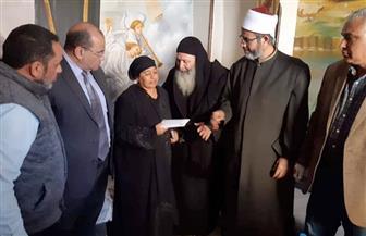 الجمعية الشرعية: مليون و725 ألف جنيه لضحايا أزمة السيول الأخيرة في ١٨ محافظة  صور