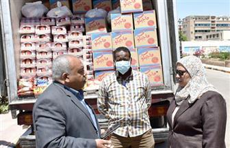 """""""الناس لبعضهم"""".. مبادرة لدعم الأكثر احتياجًا في أسوان خلال أزمة كورونا"""