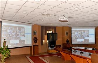 مجلس جامعة المنصورة يوافق على موعد امتحانات الدراسات العليا وإجراء دورات ومنح شهادات إلكترونية| صور