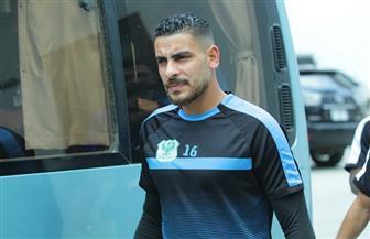 «مسعود» يتخلف عن السفر مع المصري إلى المغرب