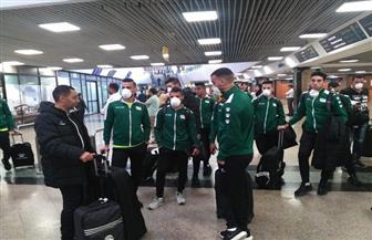 استقبال طيب لبعثة المصري البورسعيدي في الدار البيضاء