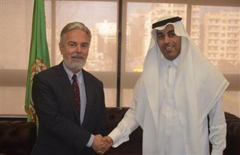 رئيس البرلمان العربي يطالب جمهورية البرازيل بمراجعة موقفها تجاه القضية الفلسطينية