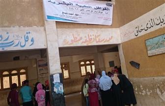 الكشف على 355 حالة بقافلة جنوب الوادي في نجع حمادي|صور