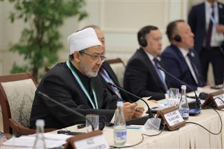 الإمام الأكبر من أوزبكستان: لا يوقف حمامات دماء التكفير إلا مذهب أهل السنة والجماعة | صور