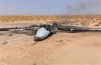 الجيش السوري يسقط طائرة مسيرة تركية في سراقب بإدلب