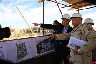 وزير الاتصالات: مدينة المعرفة تضم مشروعات واعدة نحو بناء مصر الرقمية | صور