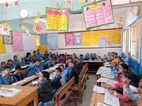 تعليم مطروح: انتظام الدراسة بجميع مدارس إدارة النجيلة | صور