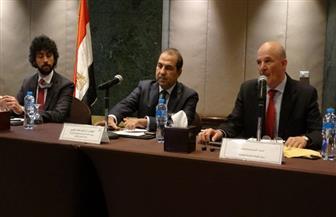 «غرفة القاهرة» و«التجارية الإيطالية» تبحثان إقامة استثمارات مشتركة   صور