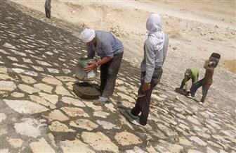 """""""الري"""": تنفيذ مشروعات للحماية من أخطار السيول وأعمال صناعية بتكلفة 510 ملايين جنيه  صور"""