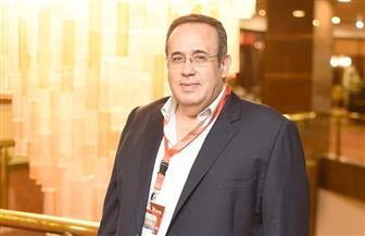 محافظ بورسعيد ينعي وفاة الدكتور أحمد اللواح | صور