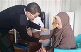 """""""الداخلية"""" توقع الكشف الطبى على 20 مواطنا وتصرف الأدوية بالمجان بمستشفى الشرطة بالعجوزة"""