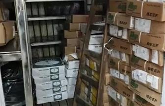 ضبط 255 ألف قطعة مستلزمات طبية داخل مخزن بالإسكندرية