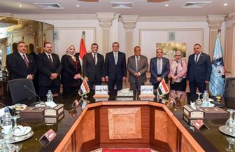 العربية للتصنيع توقع بروتوكولا للتعاون مع جامعة بنها لتعزيز التحول الرقمي | صور