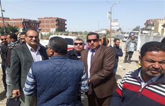 محافظة الإسكندرية تشن حملة لفض 3 أسواق أسبوعية بقرى النهضة بالعامرية أول | صور