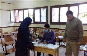 تعليم بورسعيد تتابع إجراءات توزيع 4041 شريحة تابلت | صور