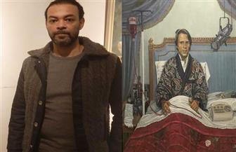 ريشة وليد عبيد تسجل معاناة العندليب وجوهر شخصيته في ذكرى الرحيل