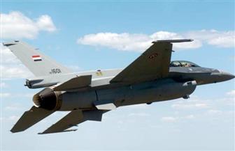 طائرات إف 16 العراقية تقصف أهدافا لتنظيم داعش