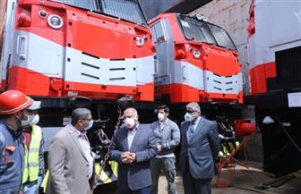 ميناء الإسكندرية يستقبل 20 جرارا جديدا ضمن خطة تأهيل أسطول السكك الحديدية