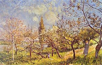 """الحظر في زمن الكورونا يتسبب فى سرقة لوحة """"حديقة الربيع"""" لفان جوخ بهولندا"""
